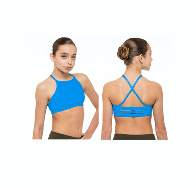 HNY Comp Halter Top