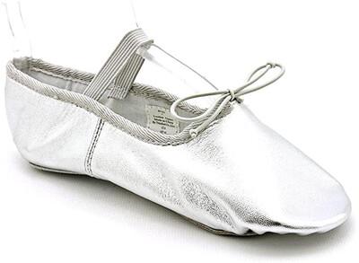 Trim B700 Silver Ballet Shoes