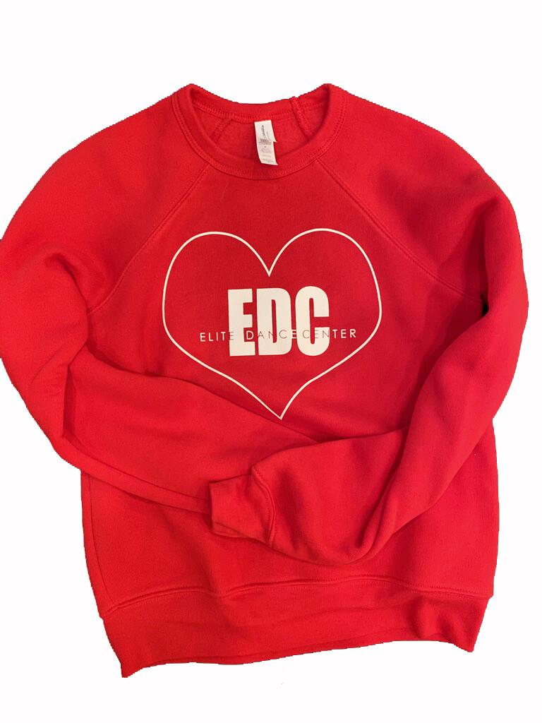 EDC Love Sweatshirt