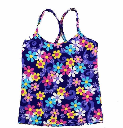 TT Flower Burst Top