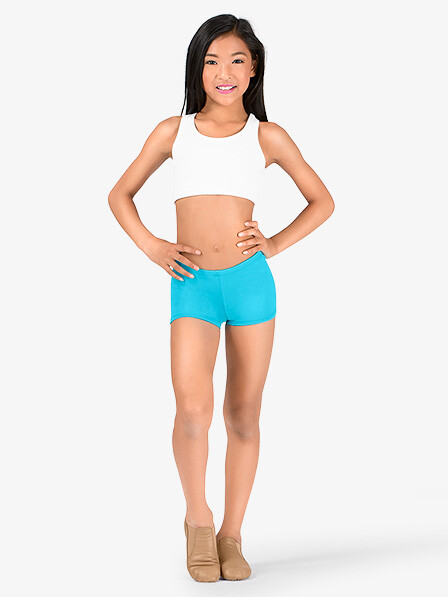 BW P082 Child ProWear Boy-cut shorts
