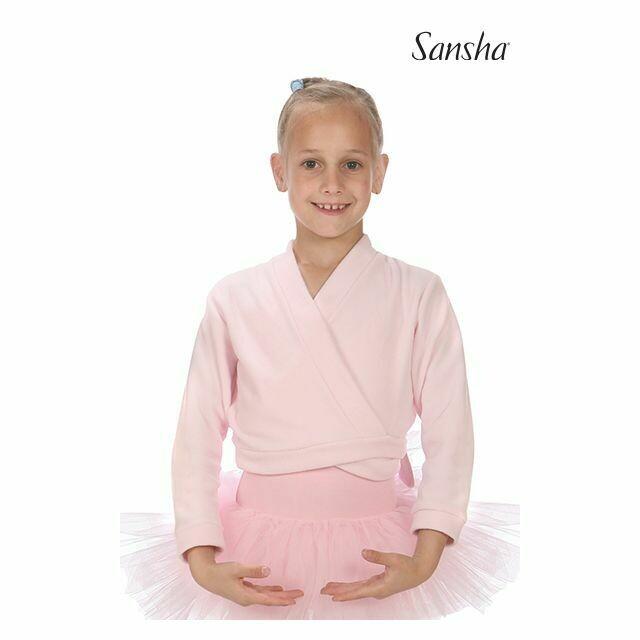 Sansha Lucy Wrap Sweater
