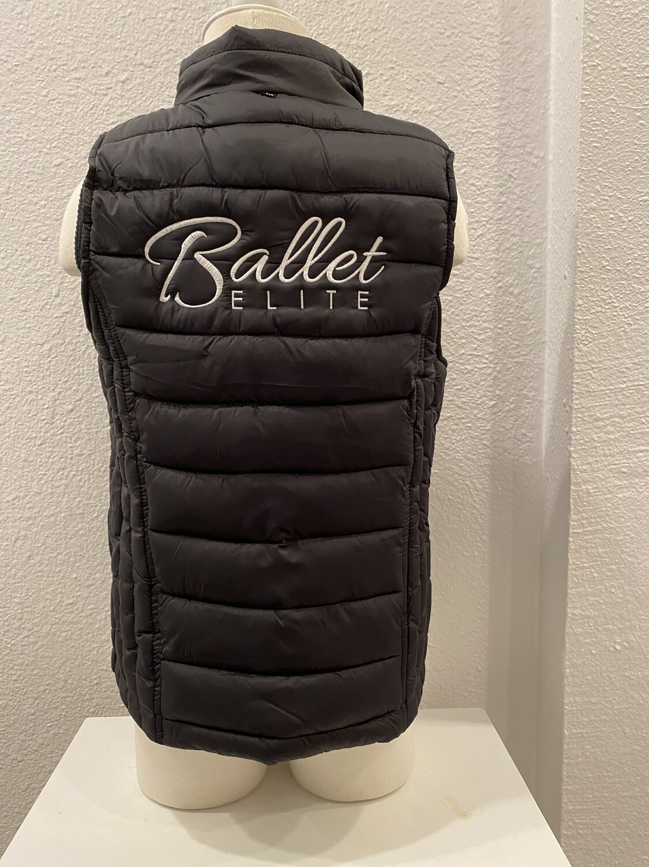 Ballet Elite Puffer Vest