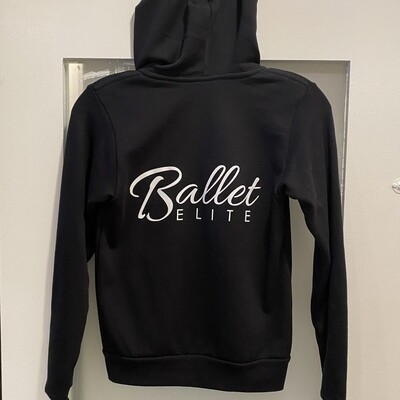Ballet Elite Zip Up Hoodie