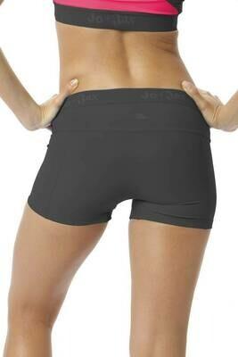 JJ Pro Shorts Gray/Coral