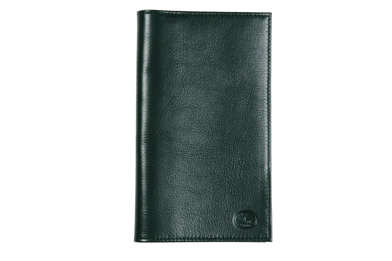 Porte chéquier noir