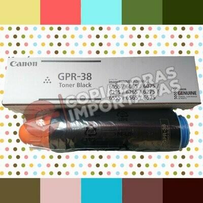 TONER CANON GPR-38