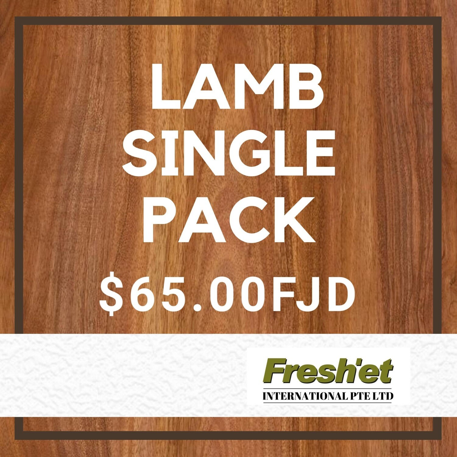 LAMB PACKS