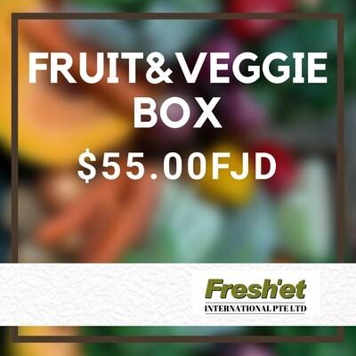 MIXED VEG & FRUIT BOX