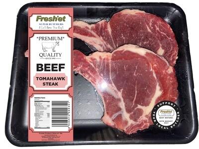 BEEF Tomahawk Steak - 1kg