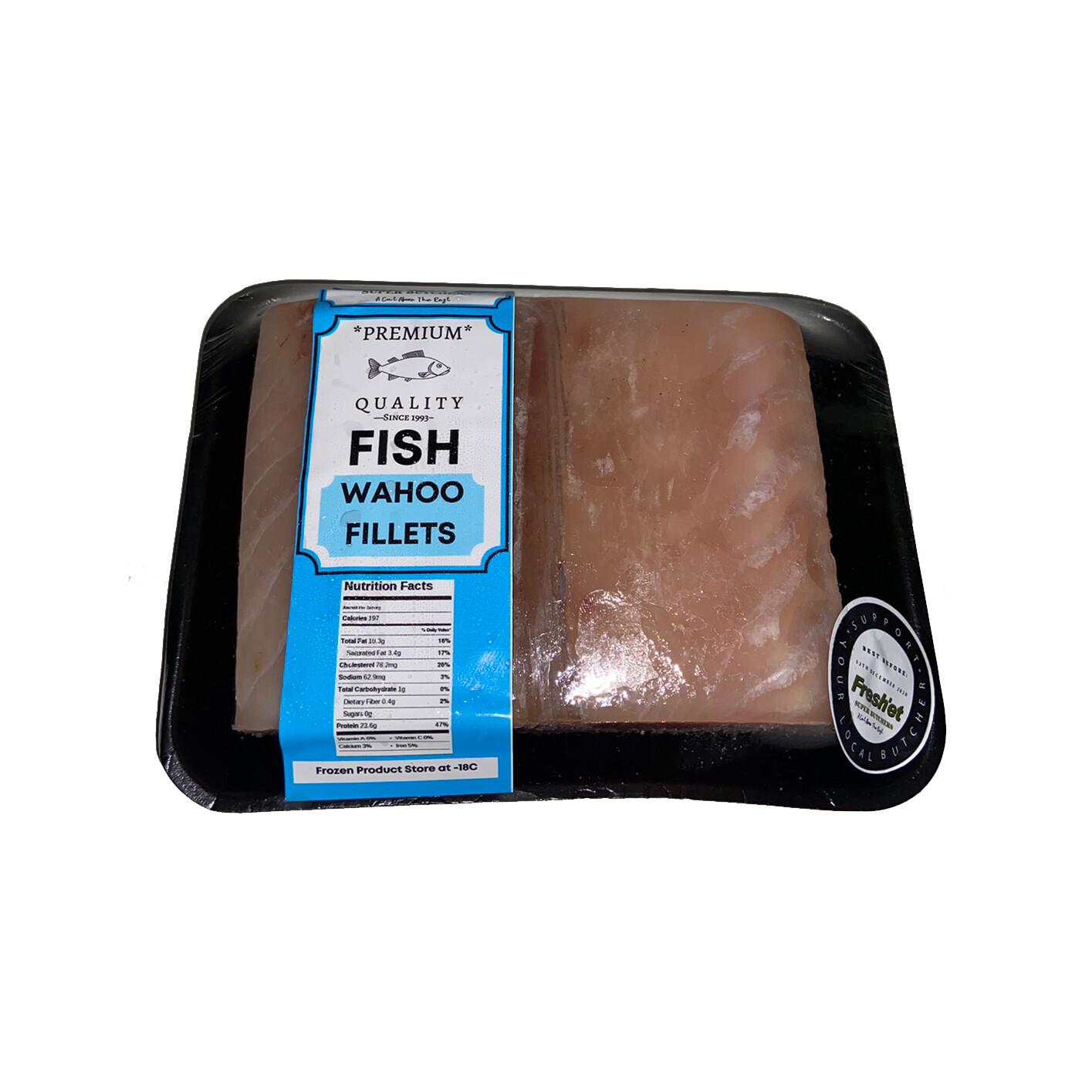 FISH Wahoo Fillet-1kg