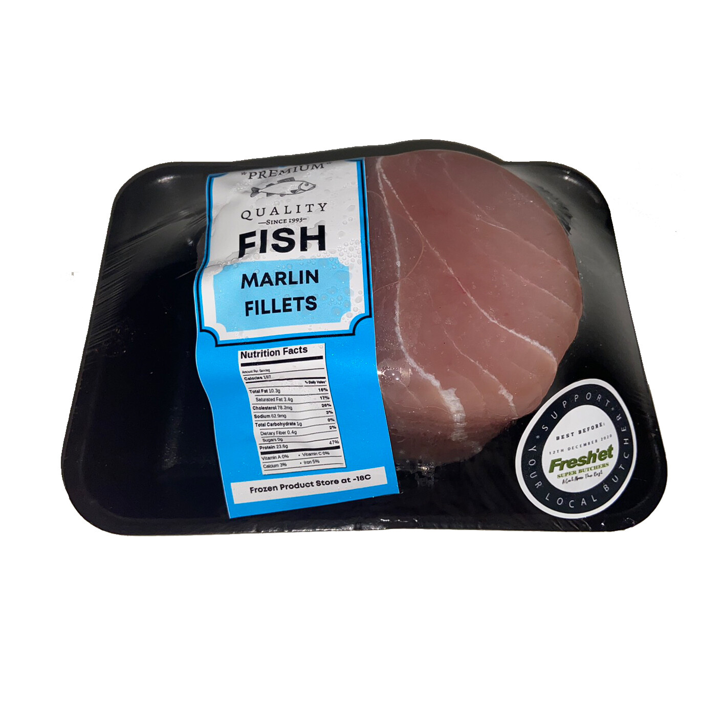 FISH Marlin Fillet -1kg