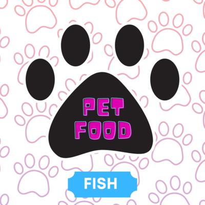 PET FOOD - (FISH) 1KG