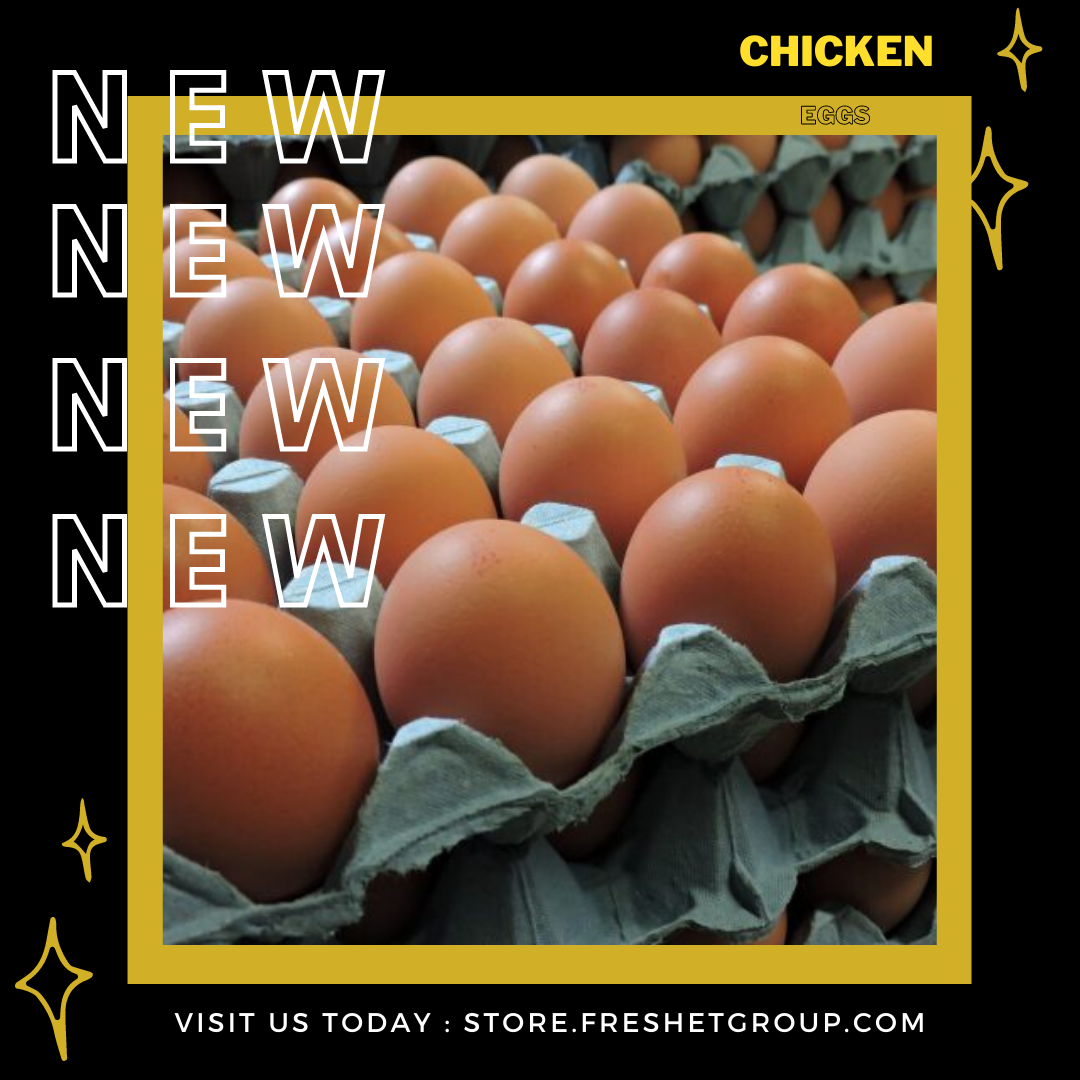 Eggs (tray)