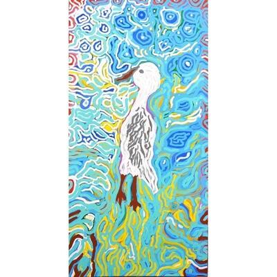 Dorothy Tjikilim Forrest BIRD STORY