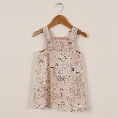 May Gibbs Sundress Blush Pink