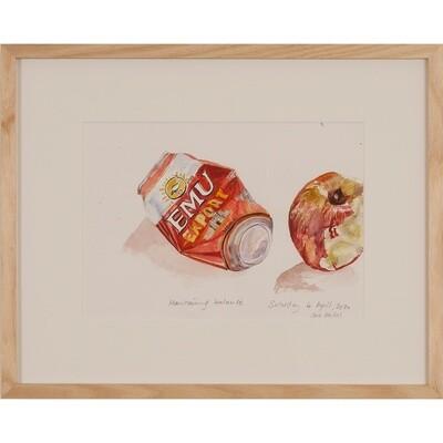 Jane Menzies Consumption in Isolation April 4