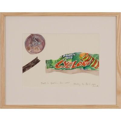 Jane Menzies Consumption in Isolation April 20