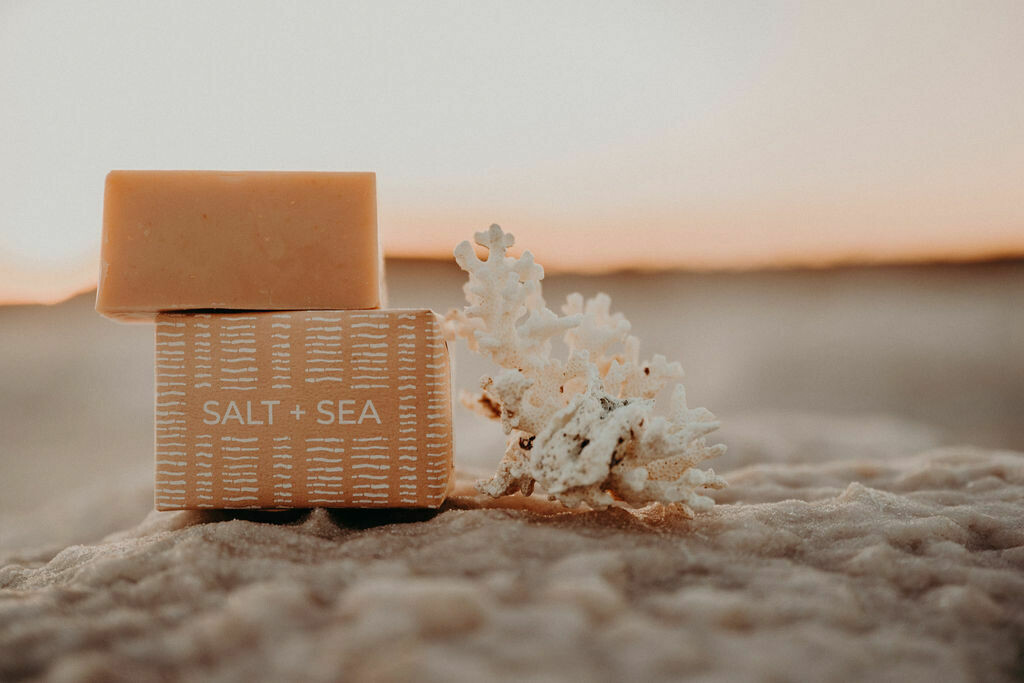 Portside Soap - Salt+Sea (Pilbara Collection)