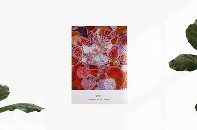Mel and Mint 2021 Calendar
