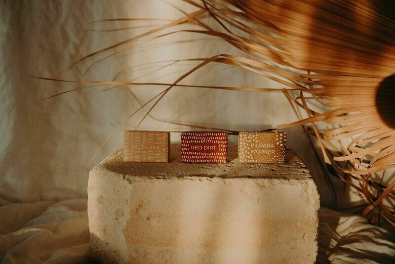 Portside Soap - Pilbara Collection Trio