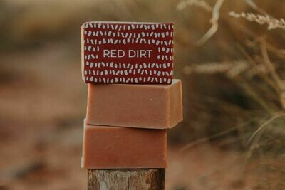 Portside Soap - Red Dirt (Pilbara Collection)