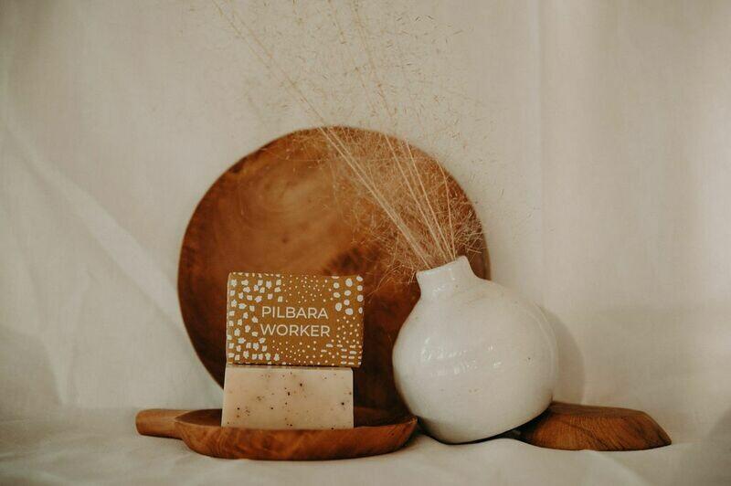 Portside Soap - Pilbara Worker (Pilbara Collection)
