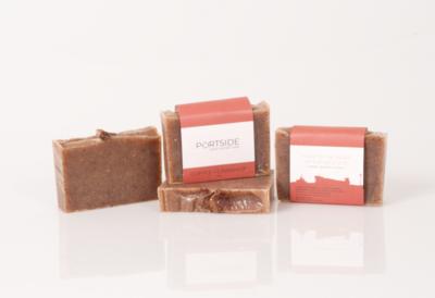 Coffee + Cinnamon Soap