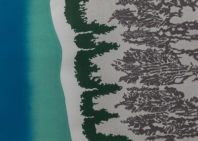 Tidal Creeks, Roebuck Bay 2/9 (unframed)