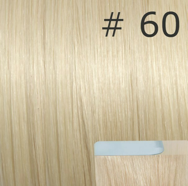 Kasukhair Tape Extensions #60