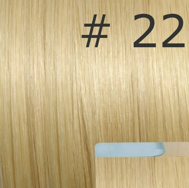 Tape Extensions #22