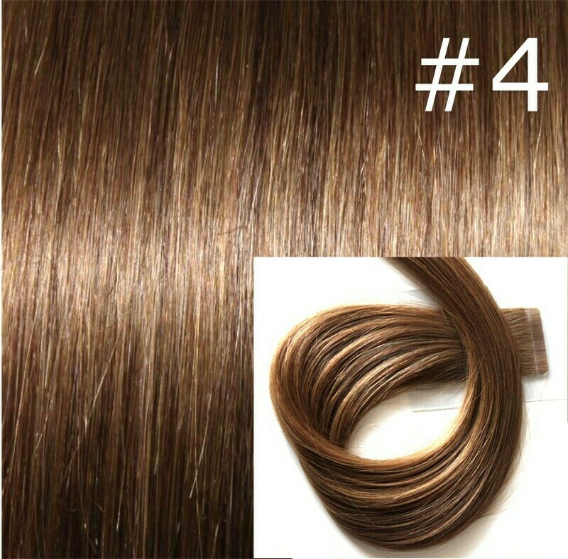 Tape Extensions #4