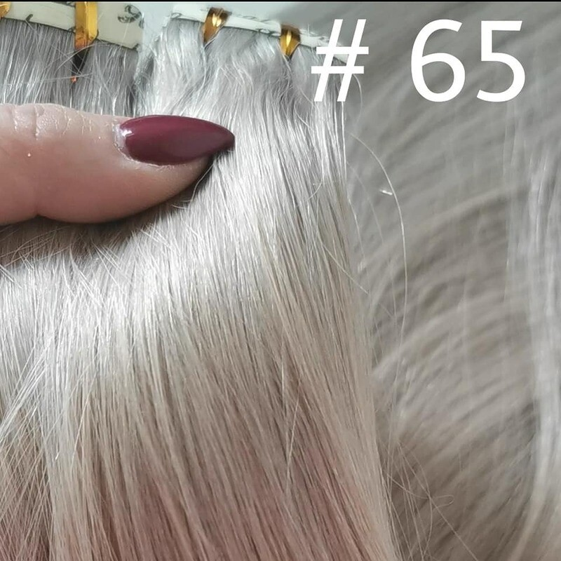 Tape Extensions # 65