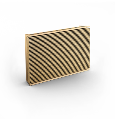 BEOSOUND LEVEL - Light Oak/Gold Tone