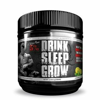 5% NUTRITION DRINK, SLEEP, GROW