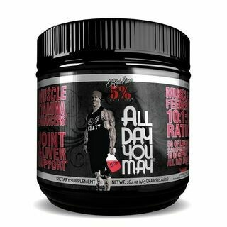 5% NUTRITION ALL DAY YOU MAY - 30 Portionen