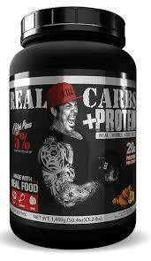 5% NUTRITION RICH PIANA REAL CARBS + PROTEINE
