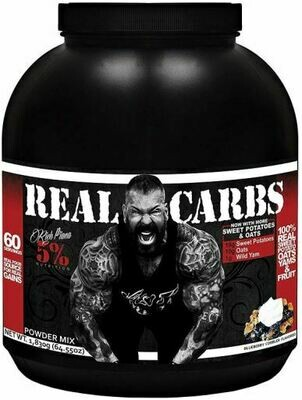 5% Nutrition Rich Piana Real Carbs