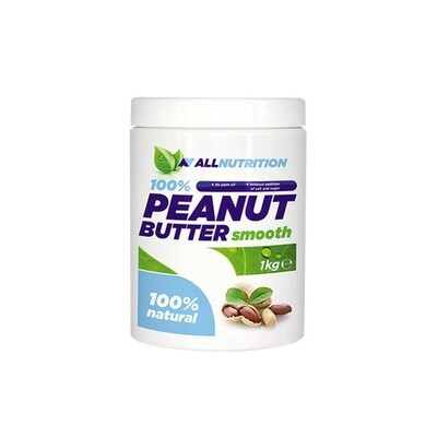 100% Peanut Cream Allnutrition 1000g