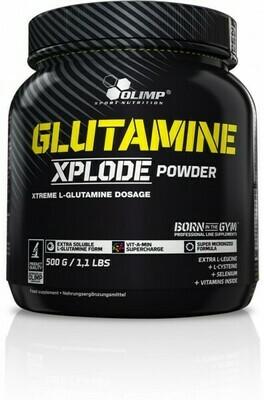 """""""Olimp Glutamine Xplode Powder"""" 500g"""