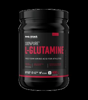 BODY ATTACK PURE L-GLUTAMIN