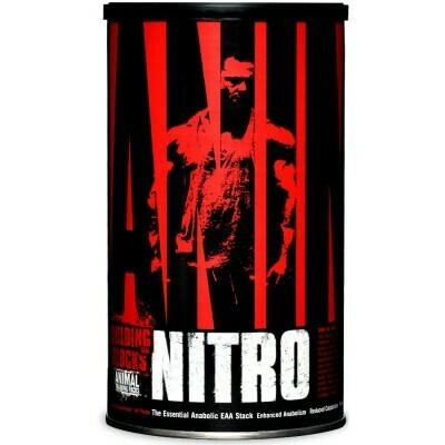 Muskelaufbau Aminosäuren - Animal Nitro