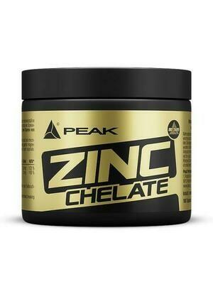 Peak Performance Zink Chelat, 180 Tabletten