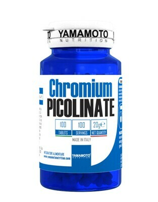 YAMAMOTO Chromium PICOLINATE 100 Kapseln