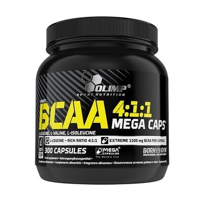 OLIMP BCAA 4:1:1 MEGA CAPS® (300 CAPS)