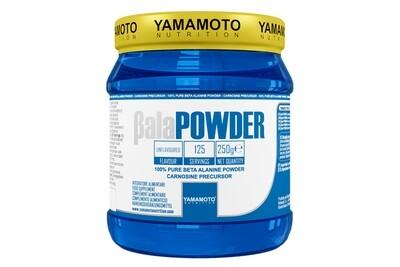 YAMAMOTO BETA ALA POWDER  250gramm