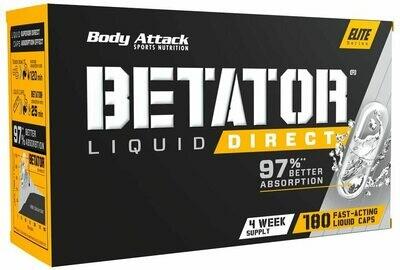BODY ATTACK BETATOR 180 CAPS