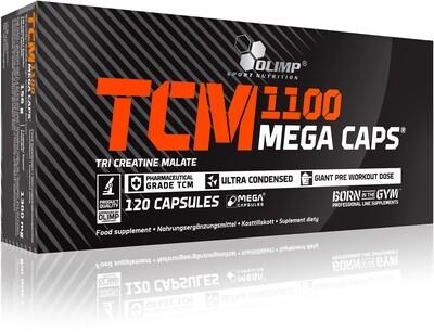 OLIMP TRI-CREATINE MALAT (TCM) MEGA CAPS 120 CAPS