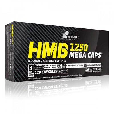 OLIMP HMB MEGA CAPS (120 CAPS)