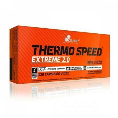 Olimp Thermo Speed Extreme 2.0, 120 Kapseln